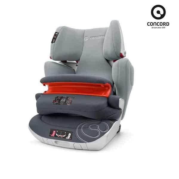 353b3db2670 Concord Παιδικό Κάθισμα Αυτοκινήτου Transformer XT Pro Group 1-2-3 ...